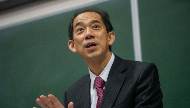 Japanese Ambassador DCU